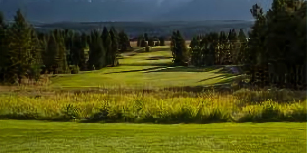 Kootenay Pro 2 Day Tour Championship - Day 1 Radium Golf Group -Springs Course     Day 2 Copper Point Golf -Point Course