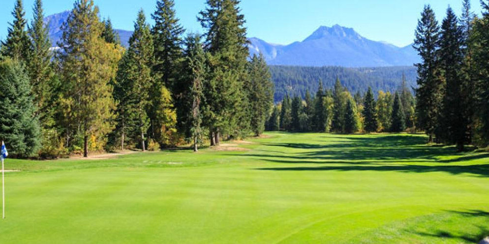 Kootenay Pro Tour Event #3 - Golden Golf Club