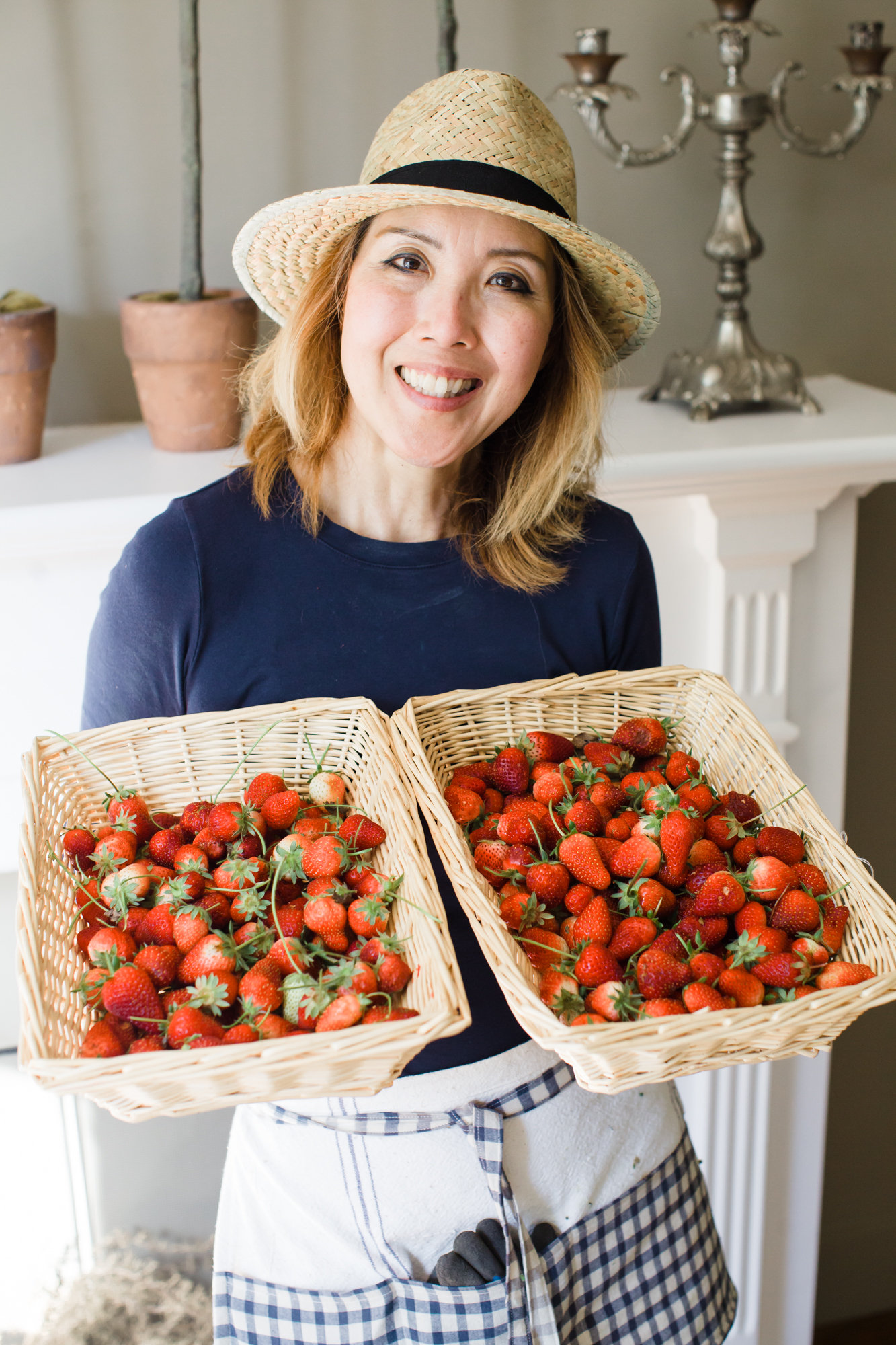 Farmhouse strawberries