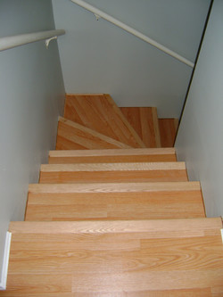 Home Repairs - Flooring After