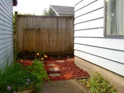 Home Repair - Yard After