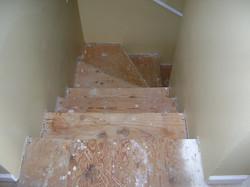Home Repairs - Flooring Before