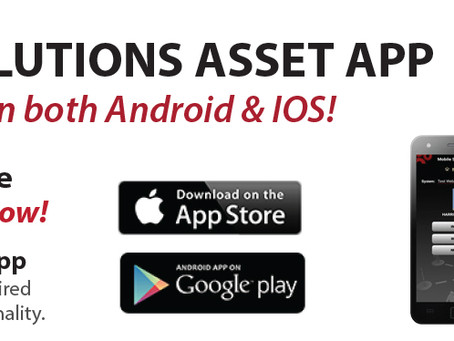 Manage Assets Quickly Using your Mobile Device!