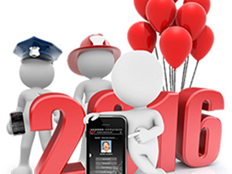 The 2016 New Year brings with it the Mobile Solutions® Smartphone App