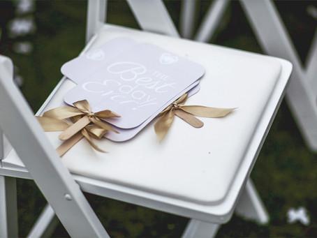 Najciekawsze pomysły na prezenty dla gości weselnych!