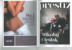 PRESTIŻ- edytorial