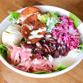 Build-Your-Own Salad Bowl