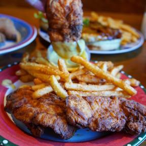 Chicken Tender Basket