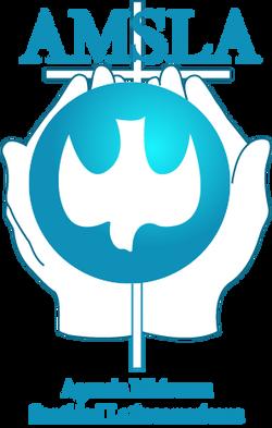 Logo AMSLA