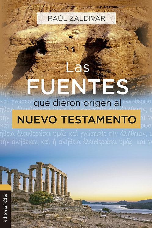 Las Fuentes que Dieron Origen el Nuevo Testamento