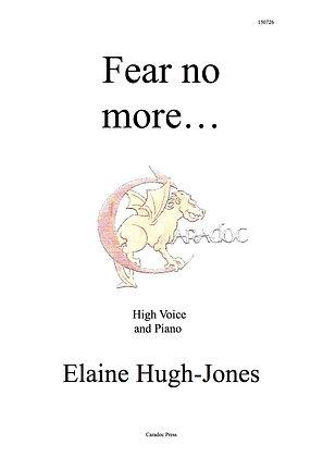 Fear No More - High