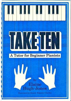 Take Ten - Beginner Piano Tutor