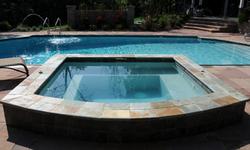 concrete spa construction
