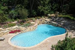 shotcrete pool builder