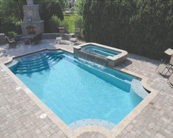 gunite pool construction