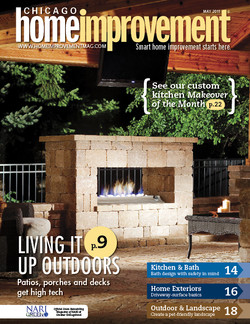 award winning outdoor fireplace