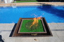 pool fire feature builder