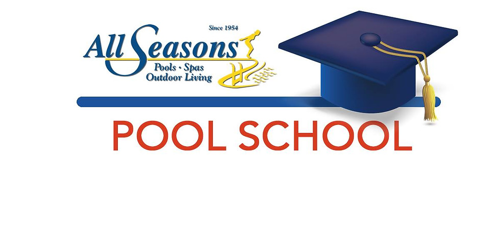 Pool School - Saturday, July 28, 2018