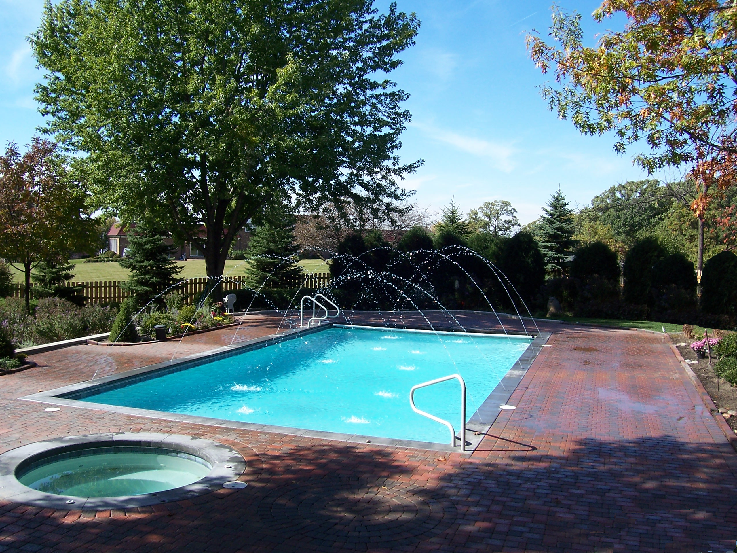 shotcrete pool builder