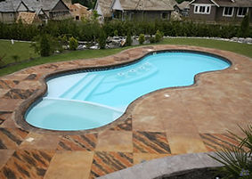 gunite pool builder shotcrete pool builder