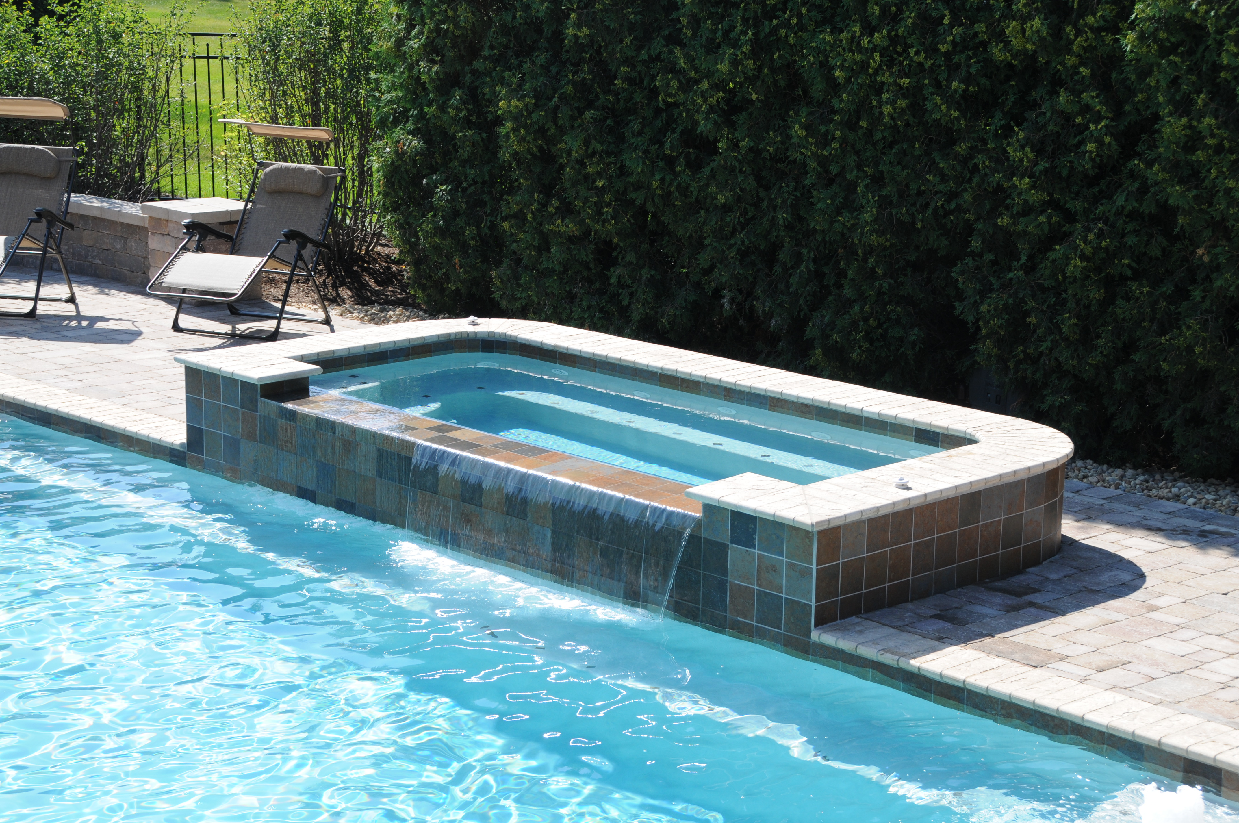 gunite spa contractor