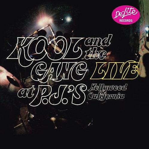 Kool & The Gang  Live At P.J.'s