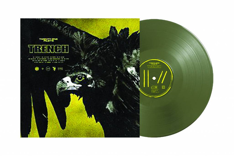 Twenty One Pilots ‎Trench (Olive Color Vinyl) | Vinyl Oasis