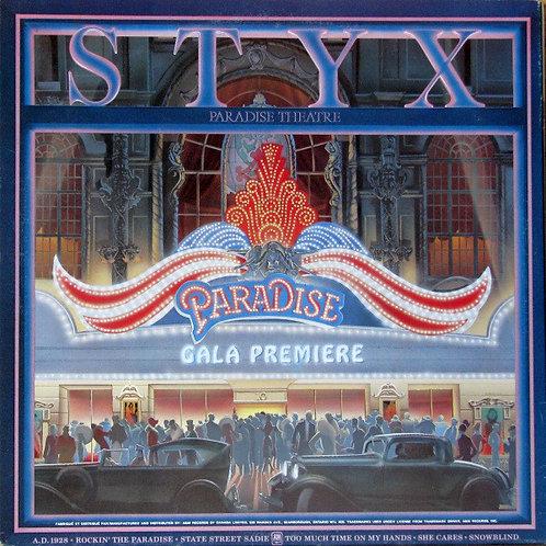 Styx – Paradise Theatre