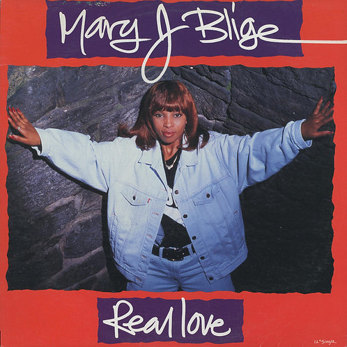 Mary J Blige – Real Love