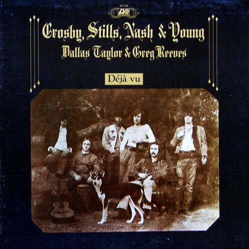Crosby, Stills, Nash & Young – Dejaq Vu