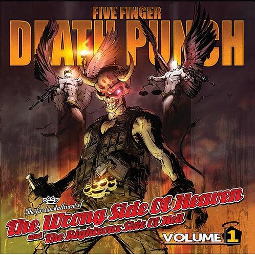 Five Finger Death Punch - Wrong Side Of Heaven V1