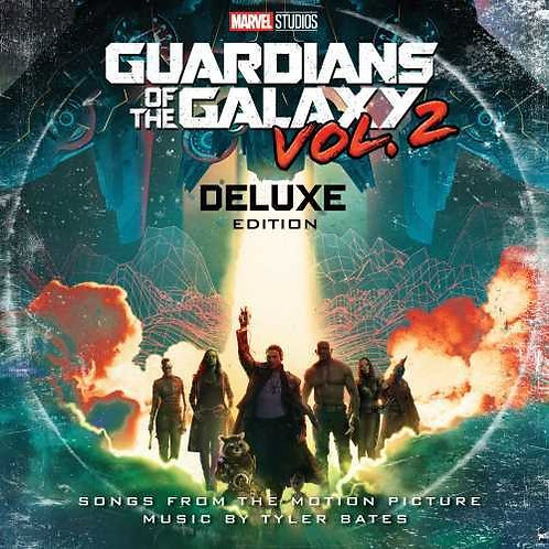 Guardians of the Galaxy Vol. 2 - Deluxe Edition Soundtrack