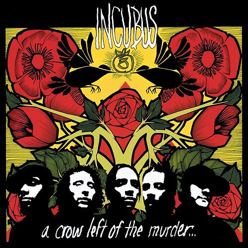 Incubus - Crow Left Of The Murder (Colored Vinyl)