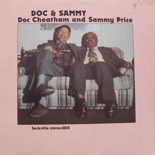 Doc Cheatham and Sammy Price – Doc & Sammy