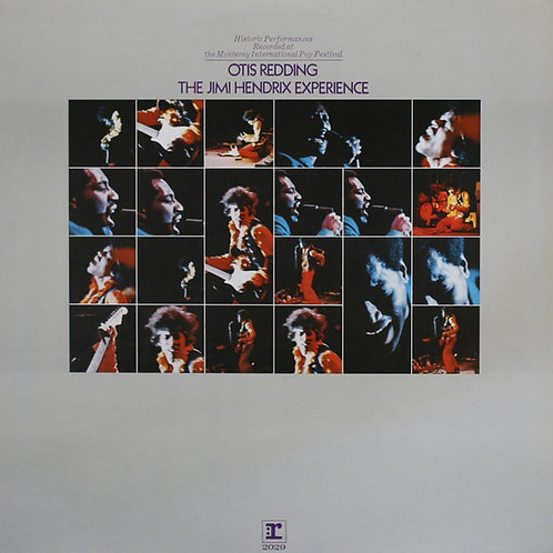 Otis Redding / The Jimi Hendrix Experience – Historic Performances Recorded At