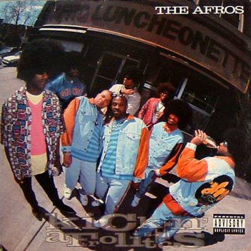 The Afros – Kickin' Afrolistics