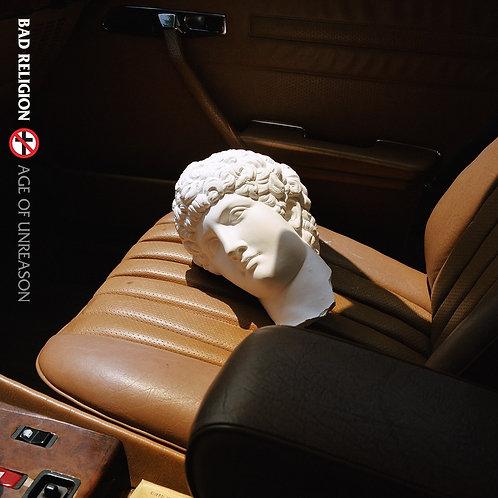 Bad Religion – Age Of Unreason Label: Epitaph – 87636-1