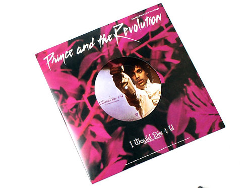 Prince And The Revolution  I Would Die 4 U (Extended Version) (12inch)