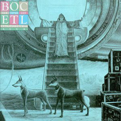 Blue Oyster Cult ‎– Extraterrestrial Live