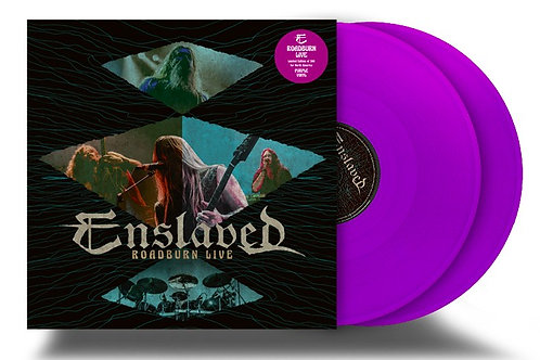 Enslaved ‎ Roadburn Live (Purple Vinyl)