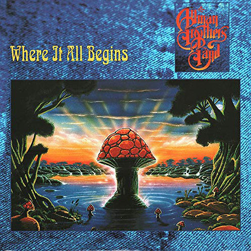 The Allman Brothers Band – Where It All Begins