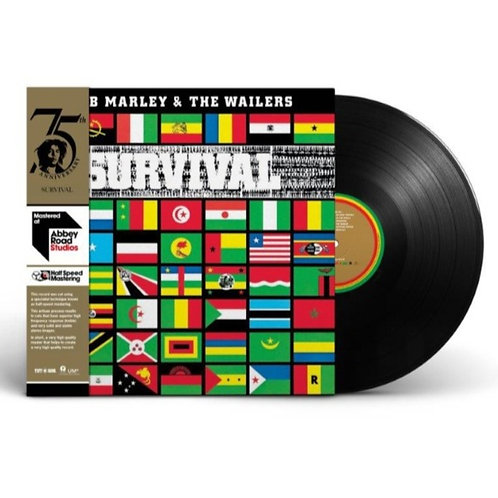 Bob Marley & the Wailers - Survival (Half-Speed Mastering)