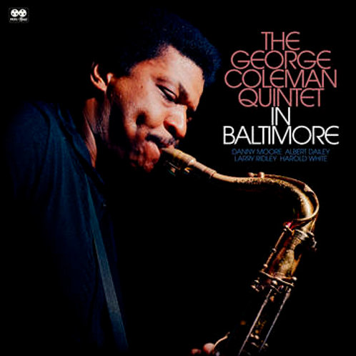 George Coleman - In Baltimore