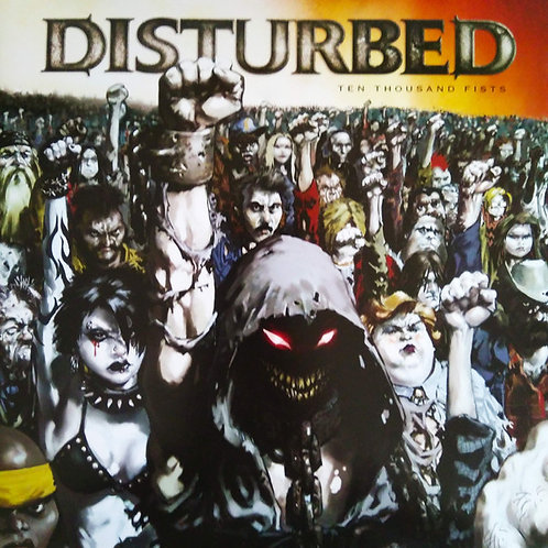 Disturbed ‎– Ten Thousand Fists