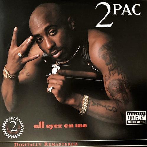 2Pac ‎- All Eyez On Me