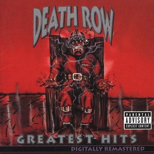 Various  Death Row  Greatest Hit (Clear Vinyl)