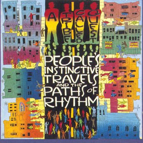 A Tribe Called Quest - Peoples Instinctive
