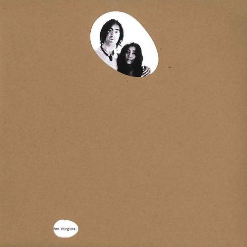 John Lennon And Yoko Ono -  Two Virgins