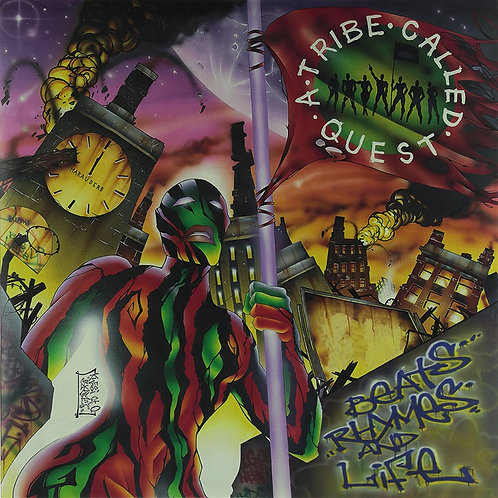 A Tribe Called Quest - Beats, Ryhmes & Life