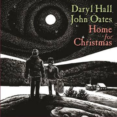 DARYL HALL & JOHN OATES - Home For Christmas